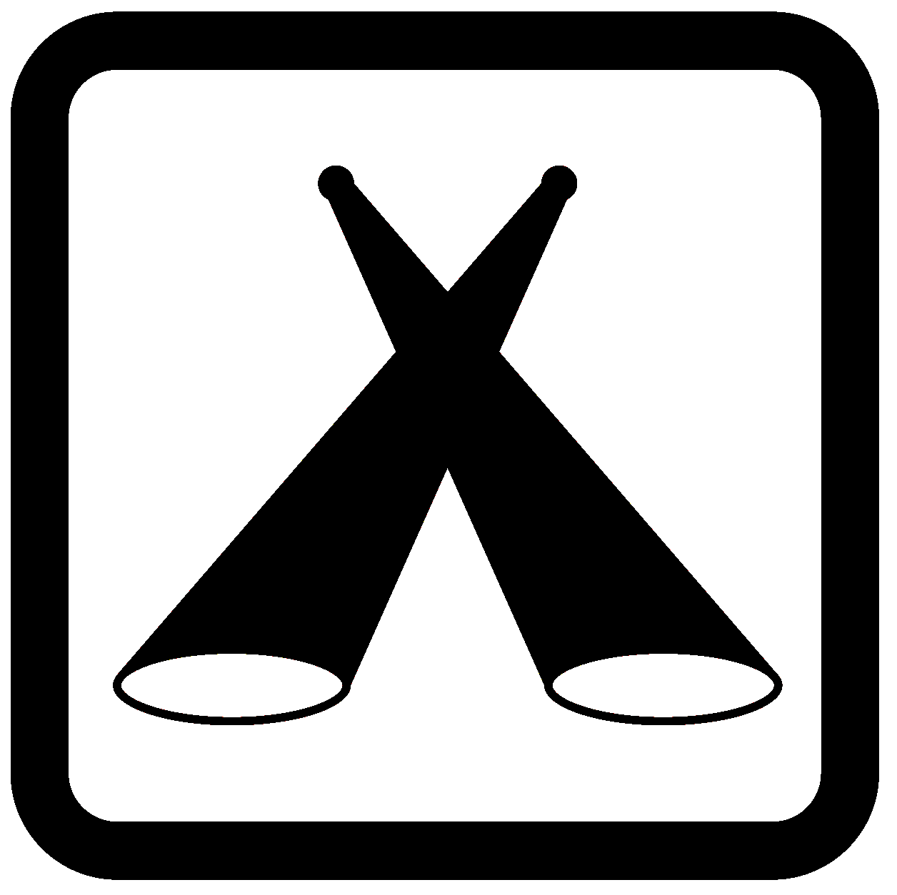 Symbol Lichttechnik, Lichtverleih, Lichtvermietung, Buehnenlicht