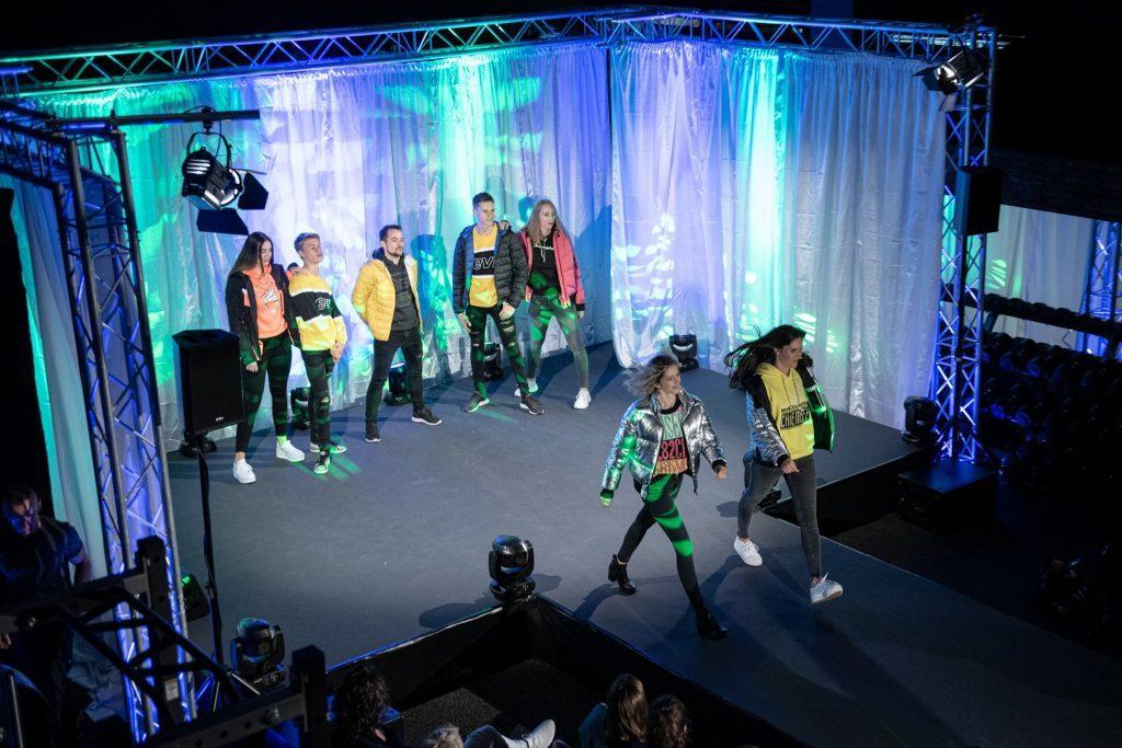 Fashionshow Modenschau 5