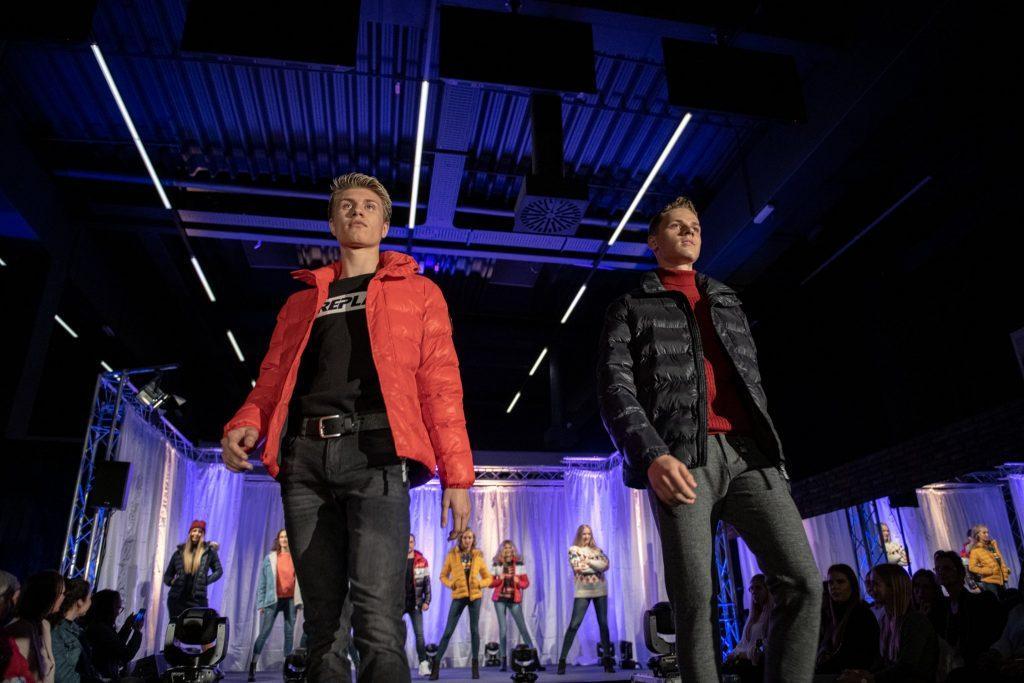 Fashionshow Modenschau 4